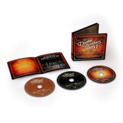 Doobie Brothers - Live From The Beacon Theatre (2CD+DVD)