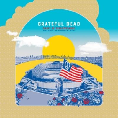 Grateful Dead - Saint Of Circumstance (Giants Stadium 1991) (3CD)