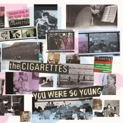 Cigarettes - You Were So Young (White) (2LP)