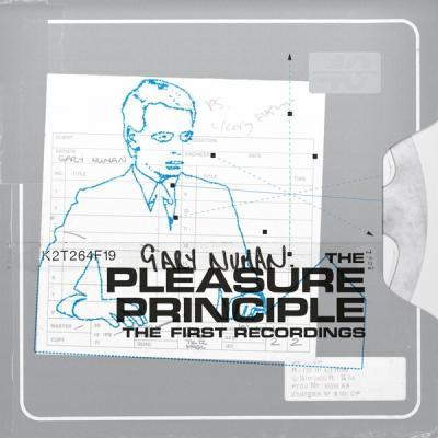 Numan, Gary - Pleasure Principle (Orange Vinyl) (2LP)