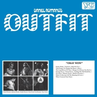Romano, Daniel - Okay Wow (LP)