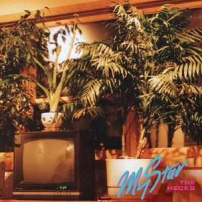 Hecks - My Star (Light Blue Vinyl) (LP)