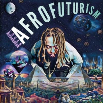 Richardson, Logan - Afrofuturism (Purple Splatter Vinyl) (2LP)