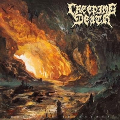 Creeping Death - Wretched Illusions (LP)