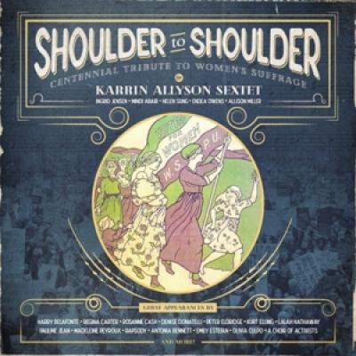 Allyson, Karrin -Sextet- - Shoulder To Shoulder