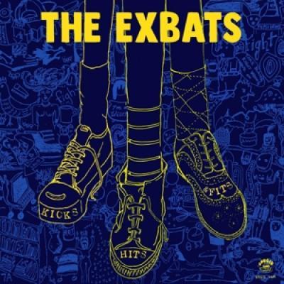 Exbats - Kicks, Hits & Fits (LP)
