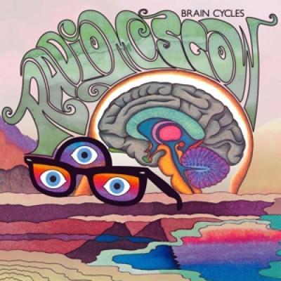 Radio Moscow - Brain Cycles (Multi-Color Vinyl) (LP)