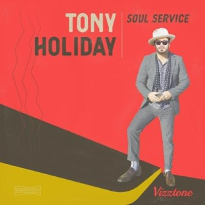 Holiday, Tony - Soul Service