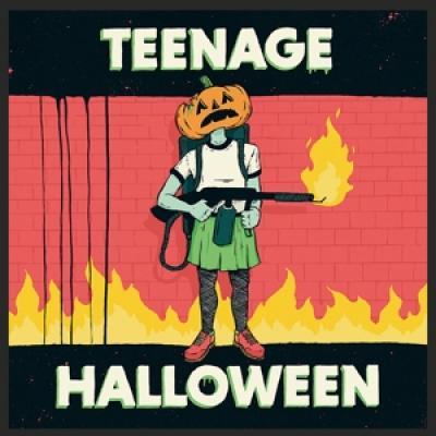 Teenage Halloween - Teenage Halloween (Translucent Light Blue Vinyl) (LP)