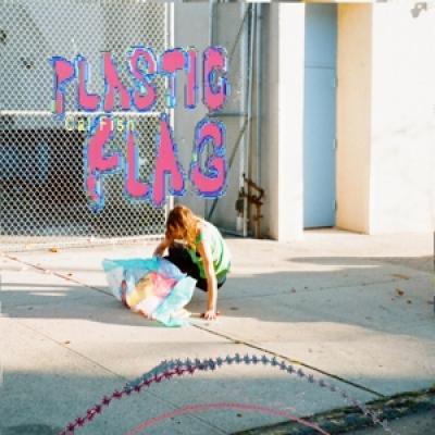 Fish, Cal - Plastic Flag (LP)