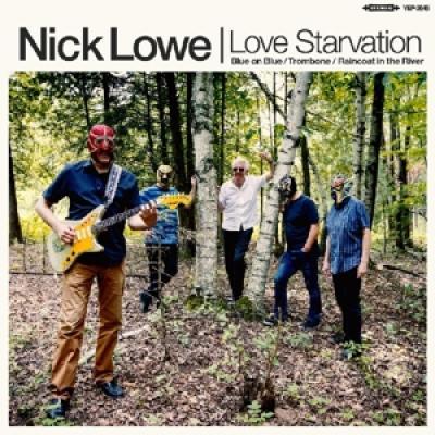 Lowe, Nick - Love Starvation / Trombone 12IN