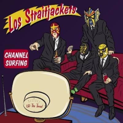 Los Straitjackets - Channel Surfing 12IN