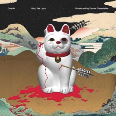 Ceschi - Sad, Fat Luck (Splatter Vinyl) (LP)