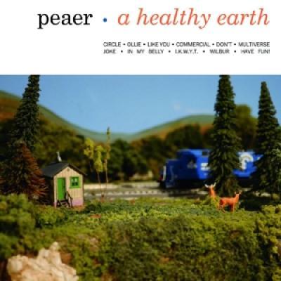 Peaer - Healthy Earth (Orange Vinyl) (LP)