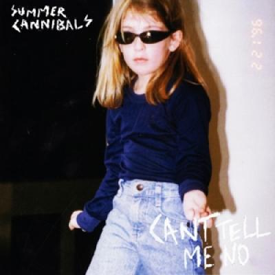 Summer Cannibals - Can'T Tell Me No (Opaque Violet Vinyl) (LP)