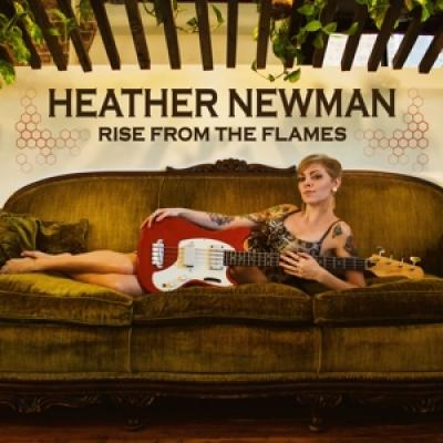 Newman, Heather - Rise From The Flames