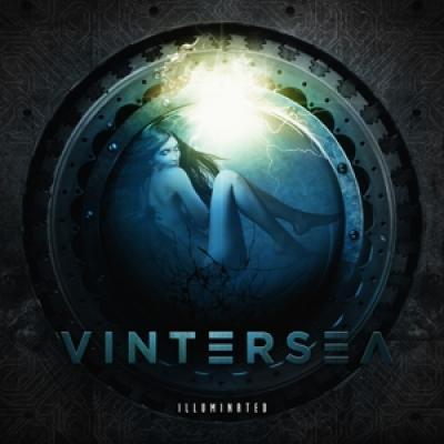 Vintersea - Illuminated (White/Blue Haze Vinyl) (LP)