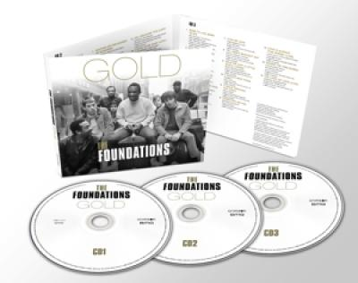 Foundations - Gold (3CD)
