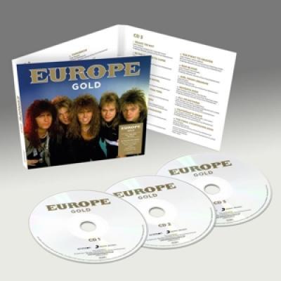 Europe - Gold (3CD)