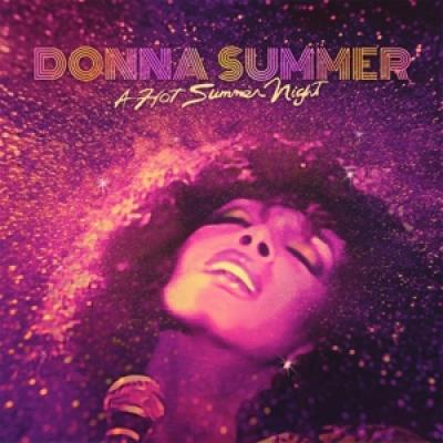 Summer, Donna - A Hot Summer Night (2LP)