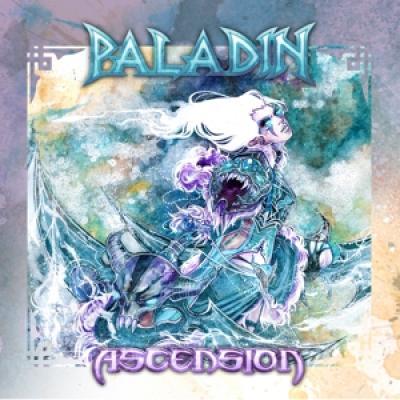 Paladin - Ascension (Transp Blue W/ Purple & White Splatter Vinyl) (LP)