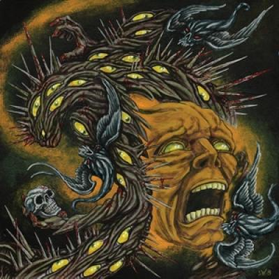 Cognizance - Malignant Dominion (Yellow/Black Swirl Vinyl) (LP)