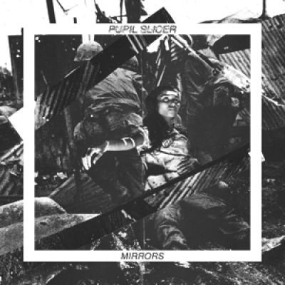 Pupil Slicer - Mirrors (Red/Black Smoke Vinyl) (LP)