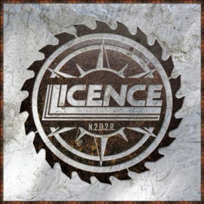 Licence - Never 2 Old 2 Rock (LP)
