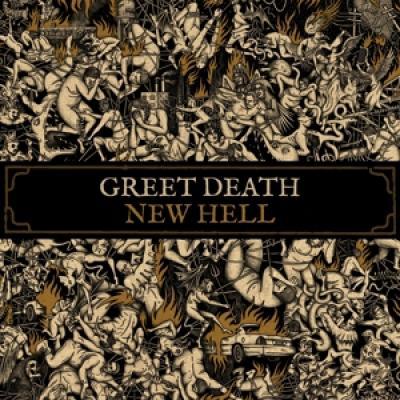 Greet Death - New Hell (Splatter Vinyl) (LP)