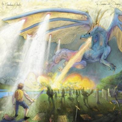 Mountain Goats - In League With Dragons GREEN 2LP
