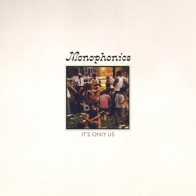 Monophonics - It'S Only Us (Random Colour Vinyl) (LP)