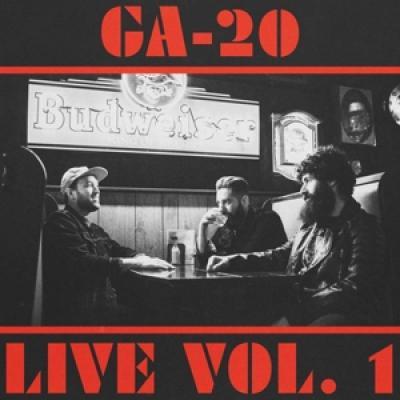 Ga-20 - Live Vol. 1 (Tear Vinyl) (7INCH)