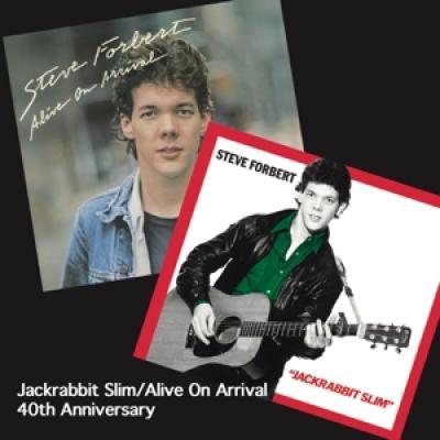 Forbert, Steve - Jackrabbit Slim / Alive On Arrival (2CD)