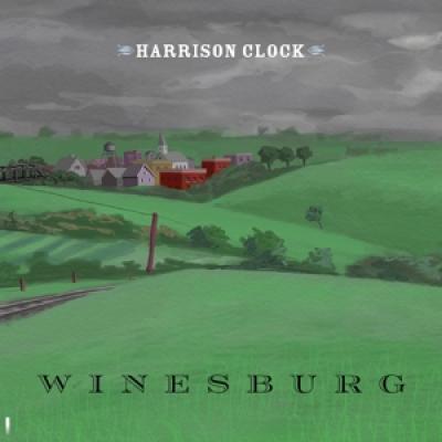Harrison Clock - Winesburg LP