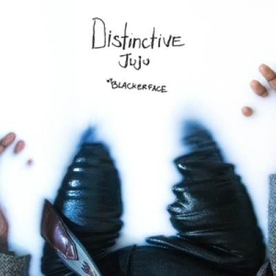 Blacker Face - Distinctive Juju (LP)
