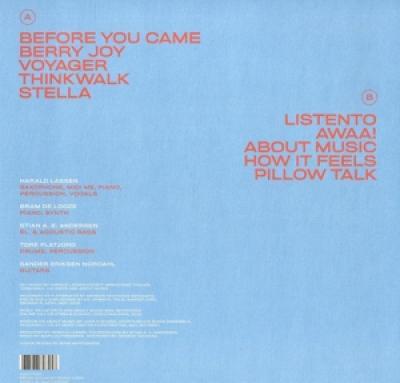 Harald Lassen & Bram De Looze - Human Samling (LP)