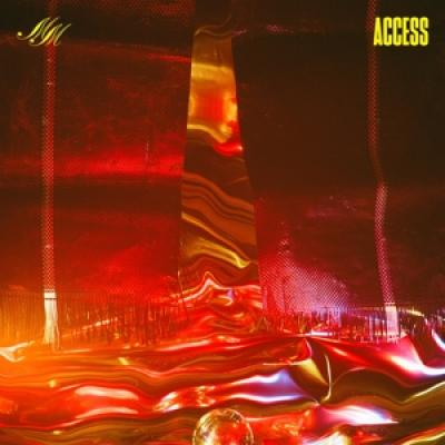 Major Murphy - Access (Transparent Blue) (LP)