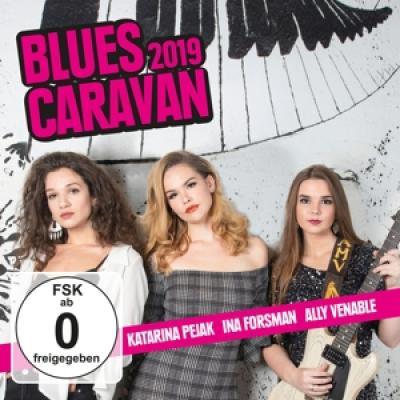 V/A - Blues Caravan 2019 (2CD)