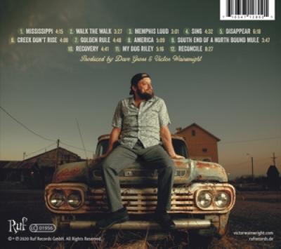 Wainwright, Victor - Memphis Loud