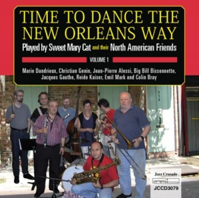 Sweet Mary Cat - Time To Dance The New Orleans Way