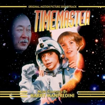 Ost - Timemaster (Music By Henry Manfredini)