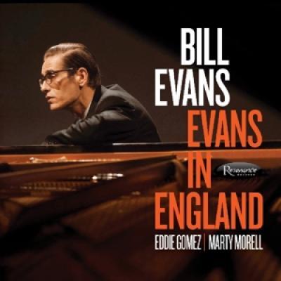 Bill Evans - Evans In England (2CD)