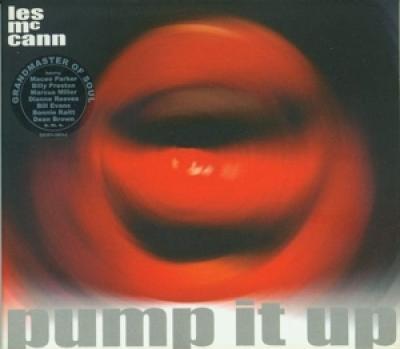 Mccann, Les - Pump It Up (LP)