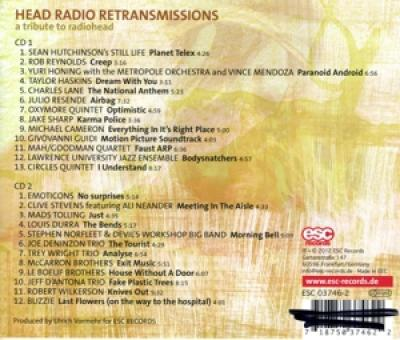 Radiohead - Head Radio Retransmission (2CD)