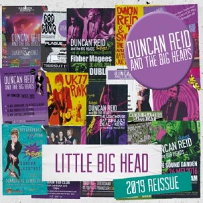 Reid, Duncan And The Big Heads - Little Big Head (Two Color Splatter Vinyl) (LP)