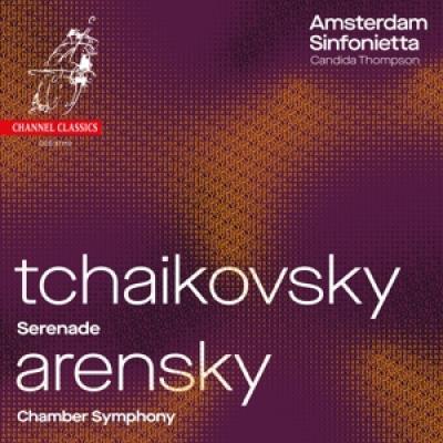 Amsterdam Sinfonietta Candida Thomp - Chamber Symphonies