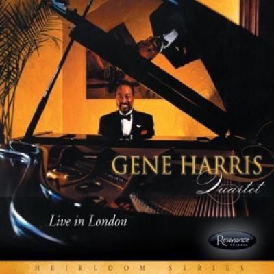 Gene Harris - Live In London