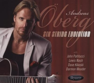 Andreas Oberg - Six String Evolution