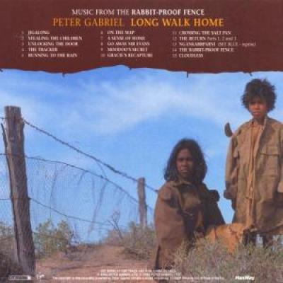 Gabriel, Peter - Long Walk Home