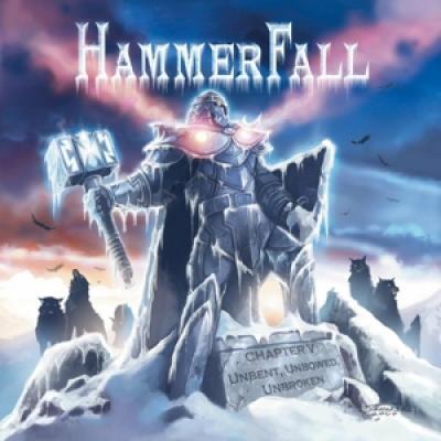Hammerfall - Chapter V: Unbent, Unbowed, Unbroken (LP)